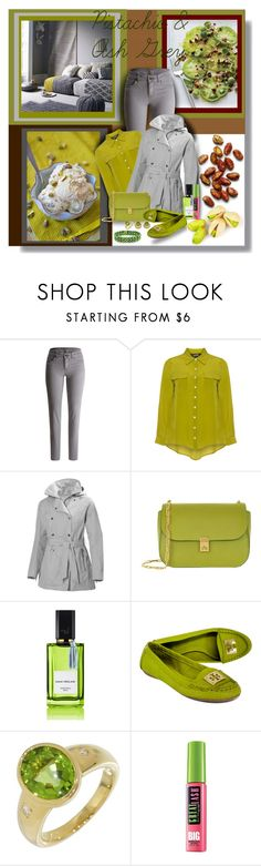 """Pistachio & Ash Grey"" by sarahguo ❤ liked on Polyvore featuring Black Diamond, navabi, Helly Hansen, Valentino, Diana Vreeland, Tory Burch, Mikimoto, Maybelline and Miadora"