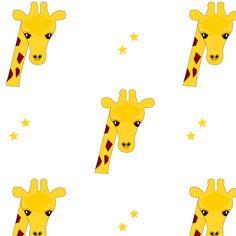Free digital nursery scrapbooking paper: giraffe - ausdruckbares Geschenkpapier - freebie   MeinLilaPark – DIY printables and downloads
