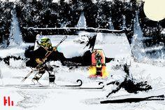 The Return of the Winter King by PeKj.deviantart.com on @DeviantArt