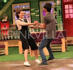 Hilarious! Guess what happened when Kapil Sharma could not escape Sonakshi's… Kapil Sharma, She Movie, Tv Shows, Hilarious, Entertaining, Actresses, Shit Happens, Film, Movies