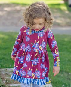 Matilda Jane Clothing Character Counts Winifred Dress