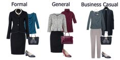 images of business dress - Google Search