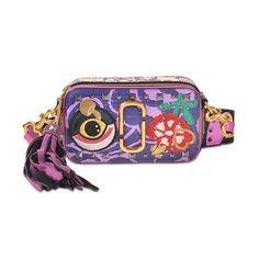 02c127b30ea5 MARC JACOBS Tapestry Snapshot Camera Bag.  marcjacobs  bags