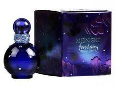 Britney Spears Midnight Fantasy - Perfume Feminino Eau de Parfum 100 ml