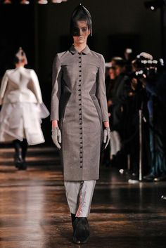Thom Browne   Fall 2012 Ready-to-Wear Collection   Vogue Runway