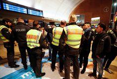 La Policía detiene en Colonia a cientos de norteafricanos para impedir abusos como los de 2016