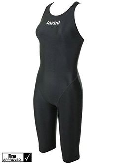 Jaked Womens COMPETITION J11 WATER ZERO TECHNICAL SWIMSUIT 22 Black ** More info could be found at the image url.Note:It is affiliate link to Amazon.