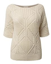 Cable Stitch Jumper | East