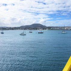 Oggi torniamo alle #Canarie con @FOExpress a #ExploreCanarie un viaggio da vivere coi traghetti che collegano le 7 isole tutte da scoprire! #ExploreFuerte #ExploreLanzarote @fredolsenexpress [link al post --> http://ift.tt/1ZmzPBm ]