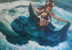 """Water Dancer"" by Al"