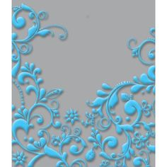 CRAFT CONCEPTS Embossing Folder Thoughtful Collection Lady Bug... ❤ liked on Polyvore featuring backgrounds