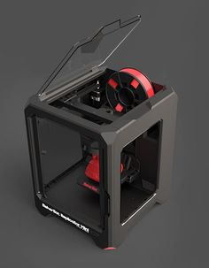 3ders.org - MakerBot unveils three new 3D printers, new apps and an online store at CES 2014 | 3D Printer News & 3D Printing News