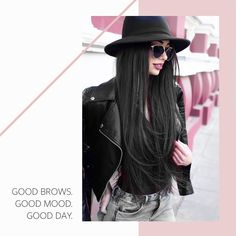 Good brows. Good Mood. Good Day