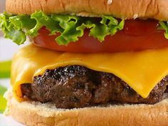 The Perfect Burger Video : Food Network - FoodNetwork.com