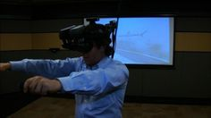 Immersive Virtual Reality Tricks Brain into Seeing New Worlds -
