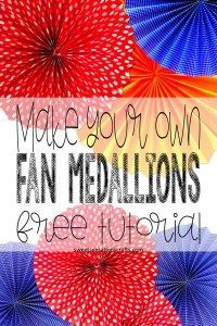 Make your own Fan Me