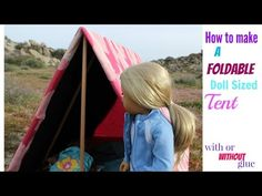 How to make a spider scare box Girls Tent, Kids Teepee Tent, Girls Camp, Diy Doll Tent, Diy Tent, Doll Crafts, Fun Crafts, Tent Fabric, Waterproof Tent