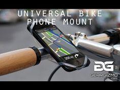 Bike Phone Mount - Universal Phone Holder For Bike