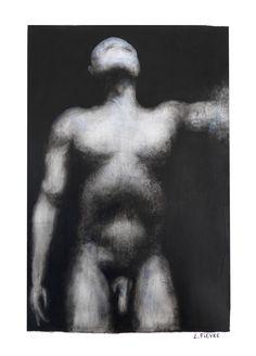 Le maître de la forge © Laurent Fièvre - Canson paper (acrylic) - 29.7 x 21 cm - 2015