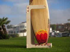 Alexey Surfboard Rack autoportantes rack vertical pour par Obrary