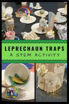 Leprechaun Traps-A STEM Activity | S.O.L. Train Learning