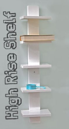 Ana White | Build a High Rise Shelf | Free and Easy DIY Project and Furniture Plans