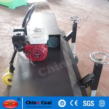 chinacoal11 Construction material, Construction Machine, Gasoline Engine Power Brush Sweeper, Turf Sweeper