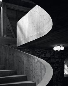   The museum at Hamar by Sverre Fehn