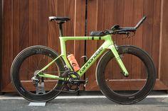 Kona Pro Bike: Victor Del Corral's Cannondale Slice