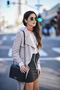 Paola Alberdi | www.BlankItinerary.com | @BlankItinerary  //  wearing RES Denim skirt