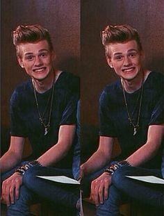 Tristan is so cute