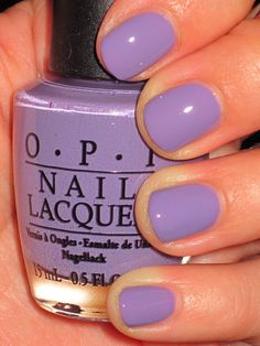 OPI polish is my favorite!