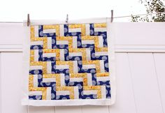 Strip Piecing: Rail Fence Block with Amy Smart | Sew Mama Sew | Outstanding sewing, quilting, and needlework tutorials since 2005.