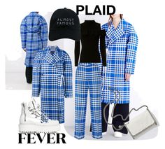"""""""PLAID FEVER 🤒"""" by p-tsouros on Polyvore featuring Jacquemus, Exclusive for Intermix, Puma, STELLA McCARTNEY, Nasaseasons, plaid, polyvoreeditorial and polyvorefashion"""