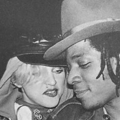 EVGENIA GL Madonna and Basquiat