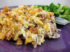 Paula Deen's Chicken and Wild Rice Casserole