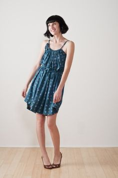 Can it be Spring now? I want to wear this dress ...