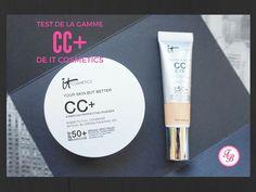 CC+ d'It Cosmetics, un teint parfait et protégé !