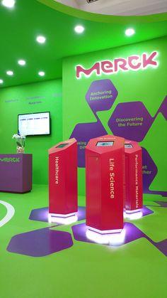 Merck BioMed Tel Aviv on Behance