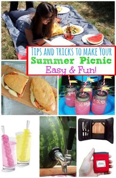 Tips and Tricks to Make Your Summer Picnic Easier | eBay
