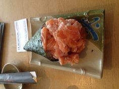 Best salmon temaki ever.