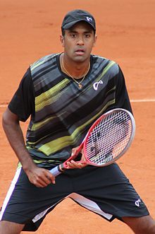 Rajeev Ram (born March 18, 1984) is an American professional tennis player on the ATP Tour. He won the Mixed Doubles silver medal with Venus Williams at the Rio Olympics 2016. He has advanced as far as the semifinals in doubles at the US Open and at Wimbledon and quarterfinals at the other two slams. Ram has also won two ATP singles titles at the Hall of Fame Tennis Championships in 2009 and again in 2015.