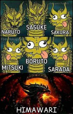 Naruto Funny Moments, Funny Naruto Memes, Funny Memes, Otaku Anime, Anime Meme, Manga Anime, Naruto Shippuden Sasuke, Hinata, Naruto Comic