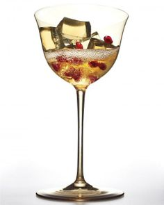 Champagne Gelee Cocktail Recipe