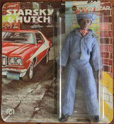 MEGO: 1976 Starsky and Hutch HUGGY BEAR Action Figure #Vintage #Toys