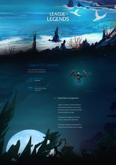 We all saw the video of Riot games on Youtube about the upcomming visual update of summoner's rift. I discovered that the UI of League Of Legends is outdated. It's not relative anymore to the visual game it self.In this project I wanted to show you some…