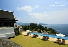 Perched on a lush dramatic hillside, offering the ultimate in privacy and space with expansive and dramatic sweeping #sea views makes Villa I is a must place to stay (Kamala Bay, #Phuket). STAY 4, PAY 3 (RECEIVE 1 NIGHT FREE)  STAY 7, PAY 5 (RECEIVE 2 NIGHTS FREE)