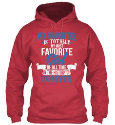 My Favorite Girl Hoodies and Tees!