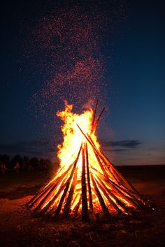 Campfire Songs Are A Must! <3