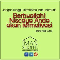 Motivasi!